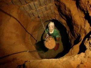 Gaza tunnel smuggling